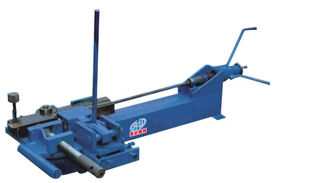 手动抽芯弯管机,薄管弯管机,手动抽芯弯管器,液压弯管器简介 手动抽芯